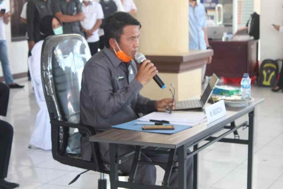 Pemkab Bolmong Gelar 3 Agenda Lewat Video Conference
