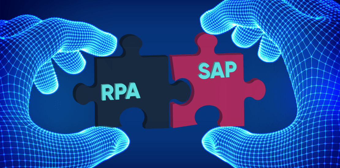 RPA ve SAP