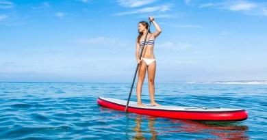 Rutina de estiramientos para paddle surf | Kronosports