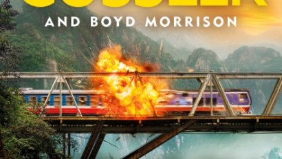 Typhoon Fury Book Review Clive Cussler Boyd Morrison