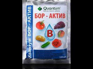 Квантум — Бор Актив -120мл