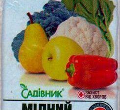 Медный КУПОРОС — 100г