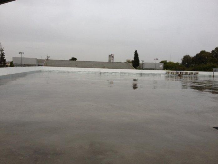 Impermeabilización de cubiertas Sevilla