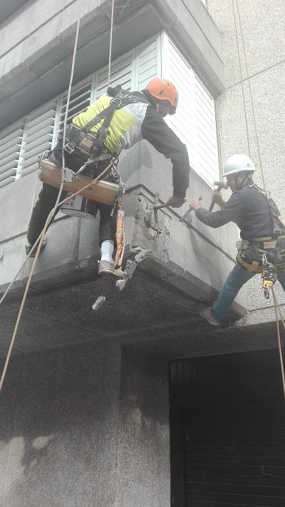 reparacion edificio sevilla