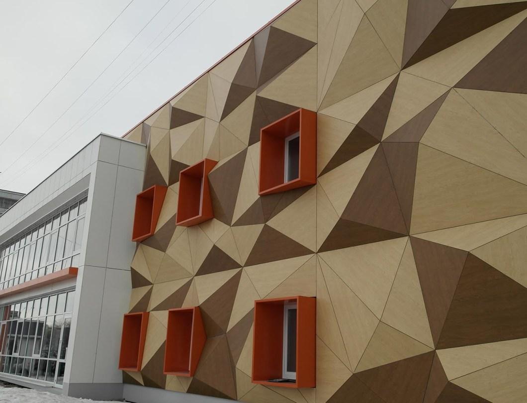 aplacado exterior de fachadas