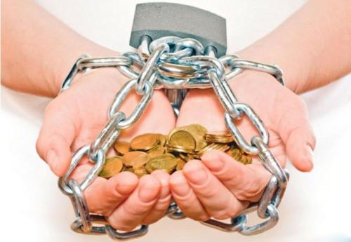 борги ростуть
