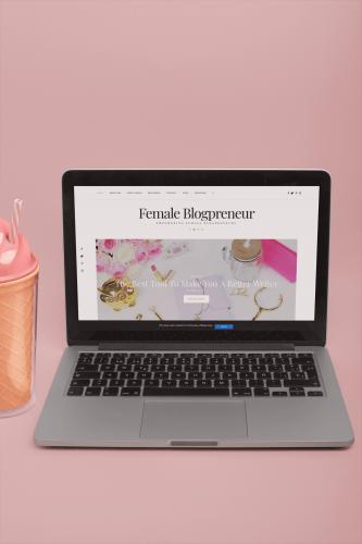 Female Blogpreneur
