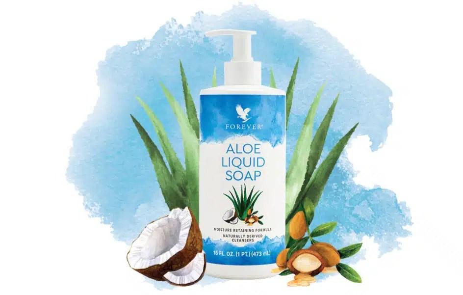 Forever Aloe Vera Liquid Soap