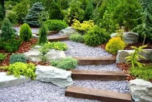 Landscape design of your plot with your own hands - (130+ photos of ideas & video) + reviews