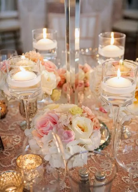 Düğün aydınlatması daha sofistike, hassasiyet içerir