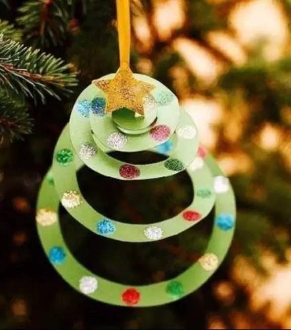 Рождество ағашындағы шырша