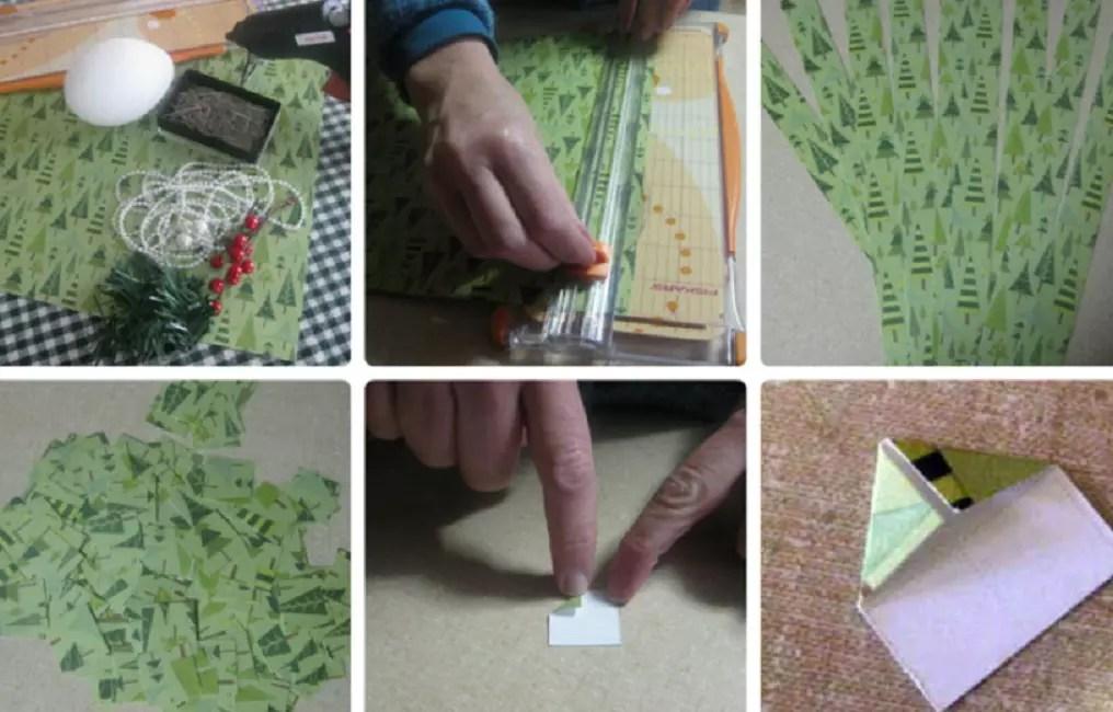 Freccia di carta