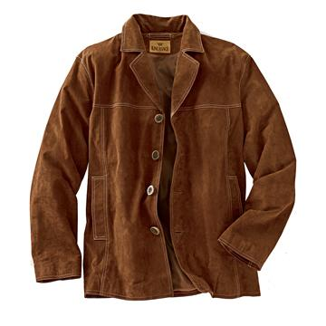 Coats Bear Leather Golden
