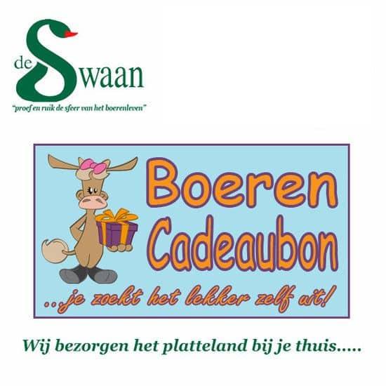 Kerstpakket Cadeaubon - Maak je eigen keuze uit diverse cadeaubonnen - www.krstpkkt.nl