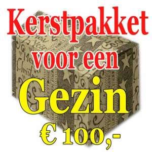 Kerstpakket Gezin Verrassing 100 - Familie verrassingspakket voor het hele gezin - Kerstpakket verrassing Gezin - www.kerstpakkettencadeaubon.nl