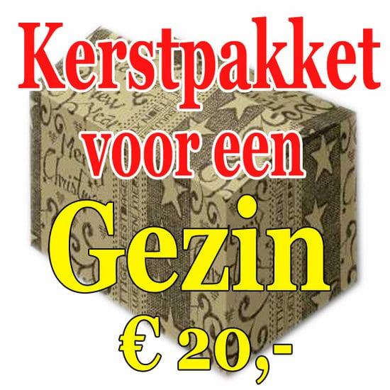 Kerstpakket Gezin Verrassing 20 - Familie verrassingspakket voor het hele gezin - Kerstpakket verrassing Gezin - www.kerstpakkettencadeaubon.nl