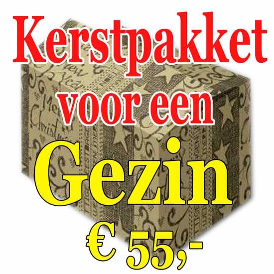 Kerstpakket Gezin Verrassing 55 - Familie verrassingspakket voor het hele gezin - Kerstpakket verrassing Gezin - www.kerstpakkettencadeaubon.nl
