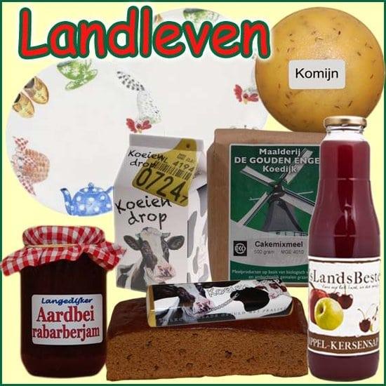 lokaal hartige en zoete streekproducten - Kerstpakket Specialist