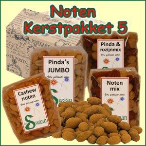 Kerstpakket noten 5 - Kaas en noten Specialist - www.krstpkkt.nl