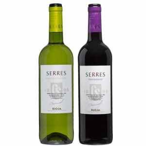 Wijnpakket Rioja - Wijngeschenk gevuld met luxe wijnen uit spanje - Kerstpakket wijn - www.kerstpakkettencadeaubon.nl