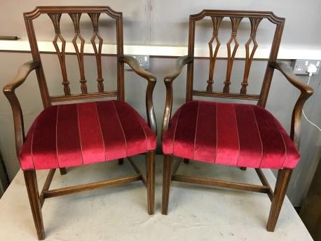 Regent style pair
