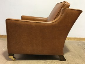 Duresta Trafalgar armchair - side