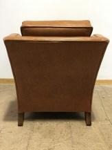 Duresta Trafalgar armchair - rear