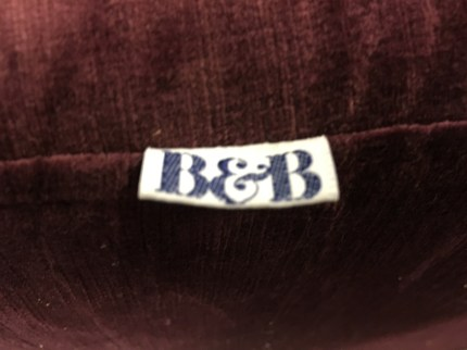 B&B Harry label
