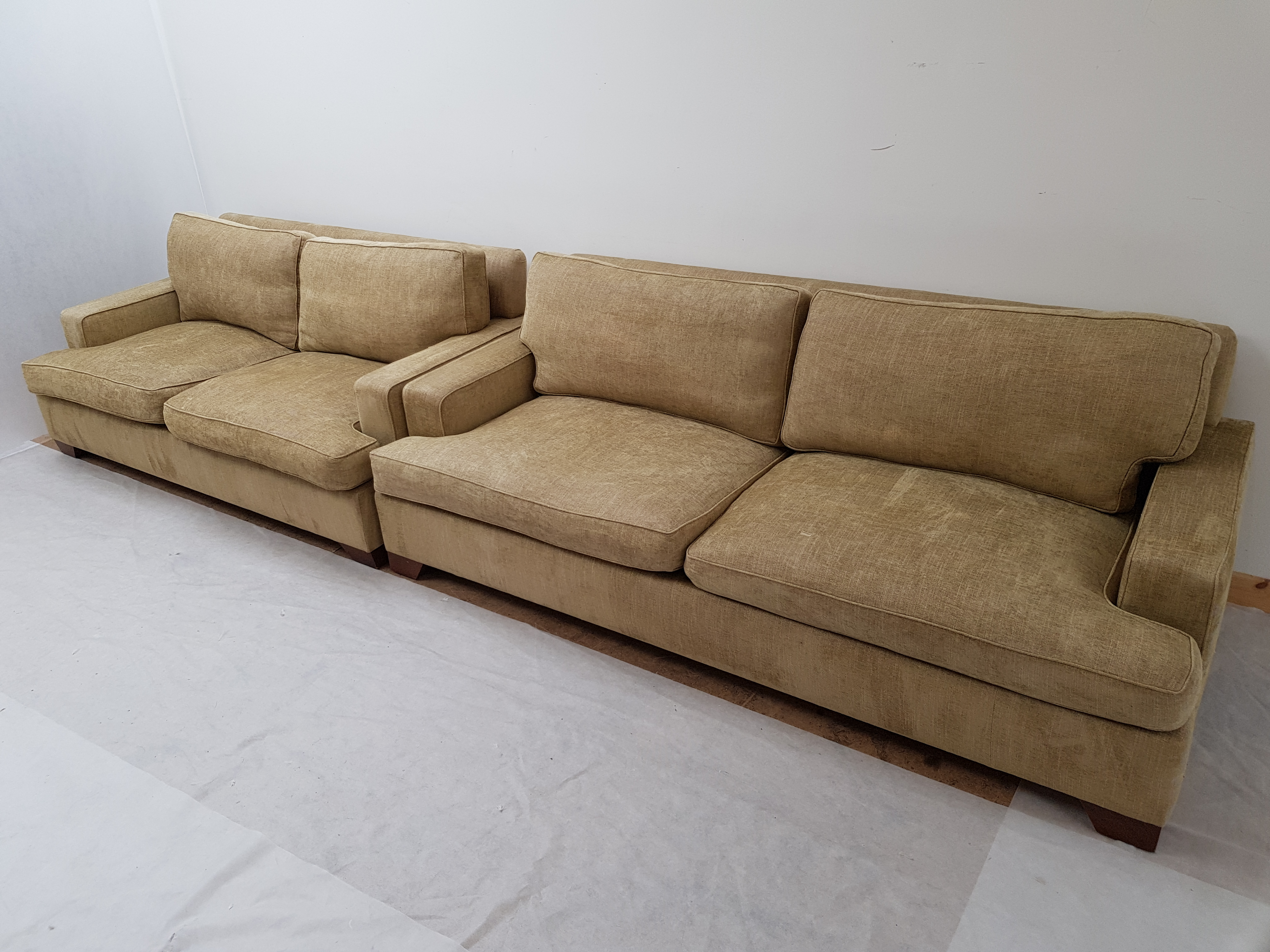kingcome sofa sale without back name 2 and 3 seater sofas krs upholstery