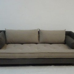 Kingcome Sofa Sale Floor Cushion Bed Items For Krs Upholstery Ligne Roset Nomade In Chocalate And Cream 1650 00 Dsc03409