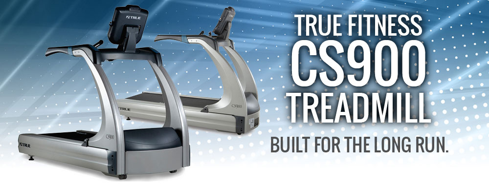 True Fitness Cs900 Treadmill Banner Krt Concepts Fitness