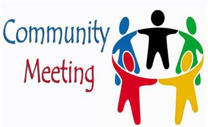 meeting community planning development infill event castillo isabel performing arts pm center