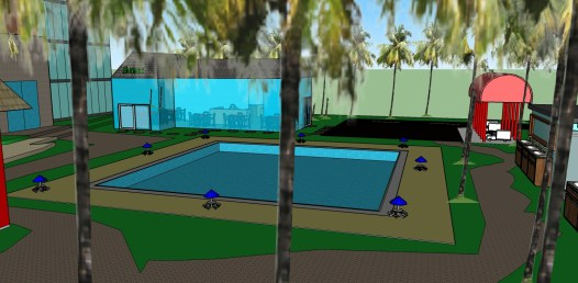 โครงงานกลุ่ม Beachfront accommodation4