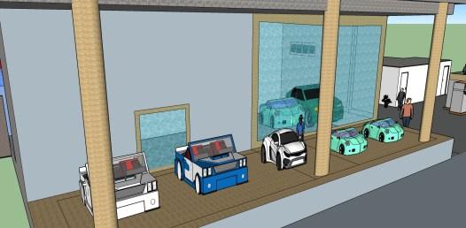 โครงงานกลุ่ม บริษัทขายรถยนต์ Toyota2