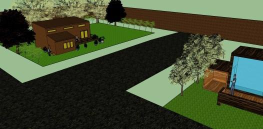 โครงงานบ้านไม้ในสวน กลุ่มที่8c