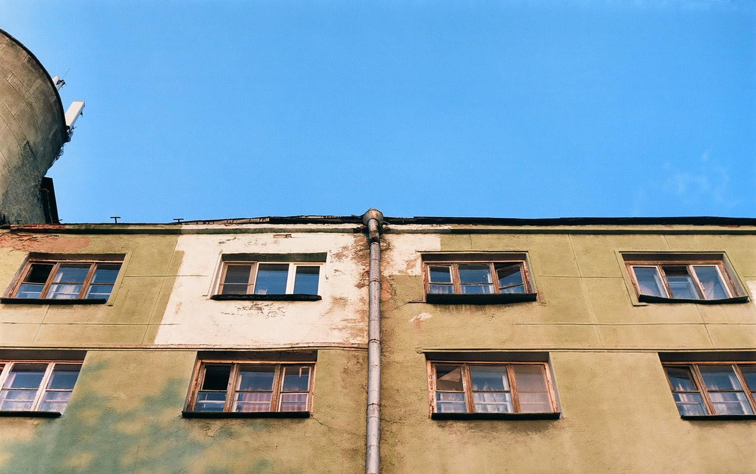 Обзор фотоаппарата Зенит-122К | Кручин