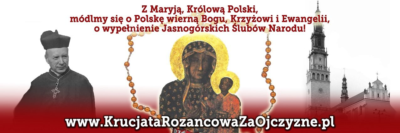 Krucjata Różańcowa za Ojczyznę