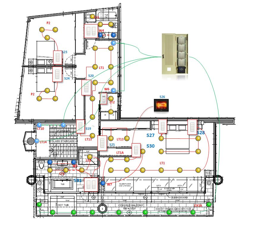 control 4 lighting wiring diagram ford points distributor west vancouver smart homes home automation technology professionals