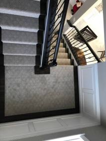 1 16 5 - New Carpeted Stairs
