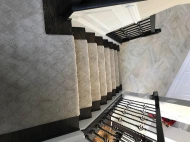 1 16 6 - New Carpeted Stairs