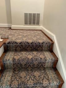1 28 3 - Carpeted Stairs
