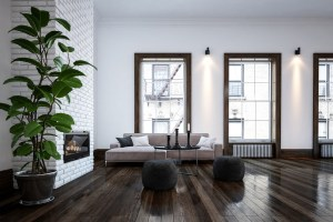 1 3 300x200 - Matching Wall Paint to Your Hardwood Floors