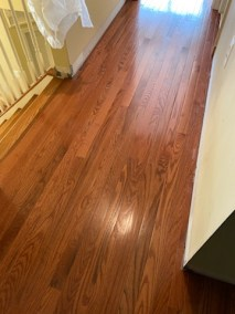 1 5 - New flooring: Hardwood and Carpet