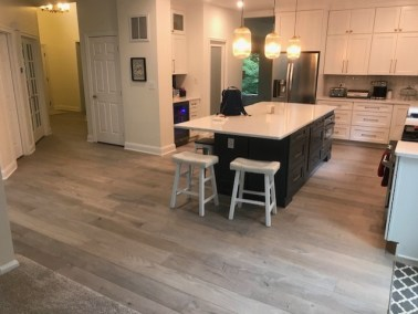 13 1 1 - Staying Busy Into Summer 😃👍☀️ Beautiful New Hardwood Installation In Fairfax 🙂