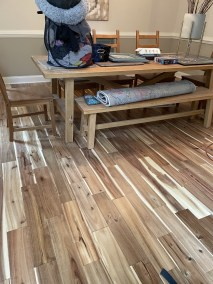 13 34 - Awesome Review and Beautiful New Hardwood Installation In Manassas