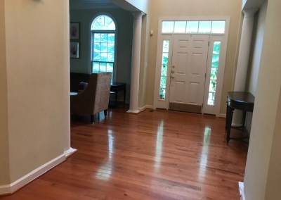Wonderful Review And Beautiful Pictures Of A New Maple Hardwood Installation In Woodbridge