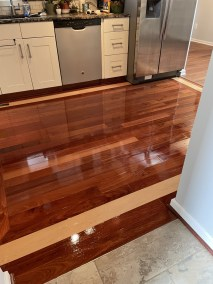 16 16 - Happy Client And More Beautiful New Floors