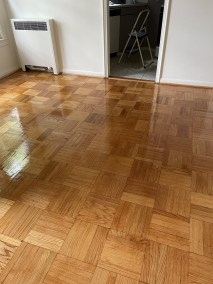 17 6 1 - Blessed To Have Such An Awesome Team - Beautiful New Runner/Parquet Sand-Finish/LVP Installation