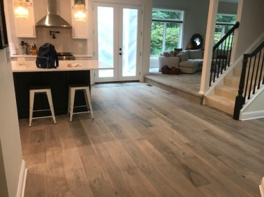 18 1 1 - Staying Busy Into Summer 😃👍☀️ Beautiful New Hardwood Installation In Fairfax 🙂