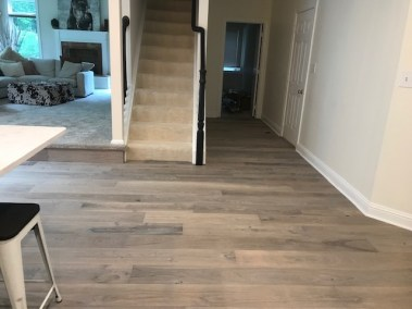 19 1 1 - Staying Busy Into Summer 😃👍☀️ Beautiful New Hardwood Installation In Fairfax 🙂